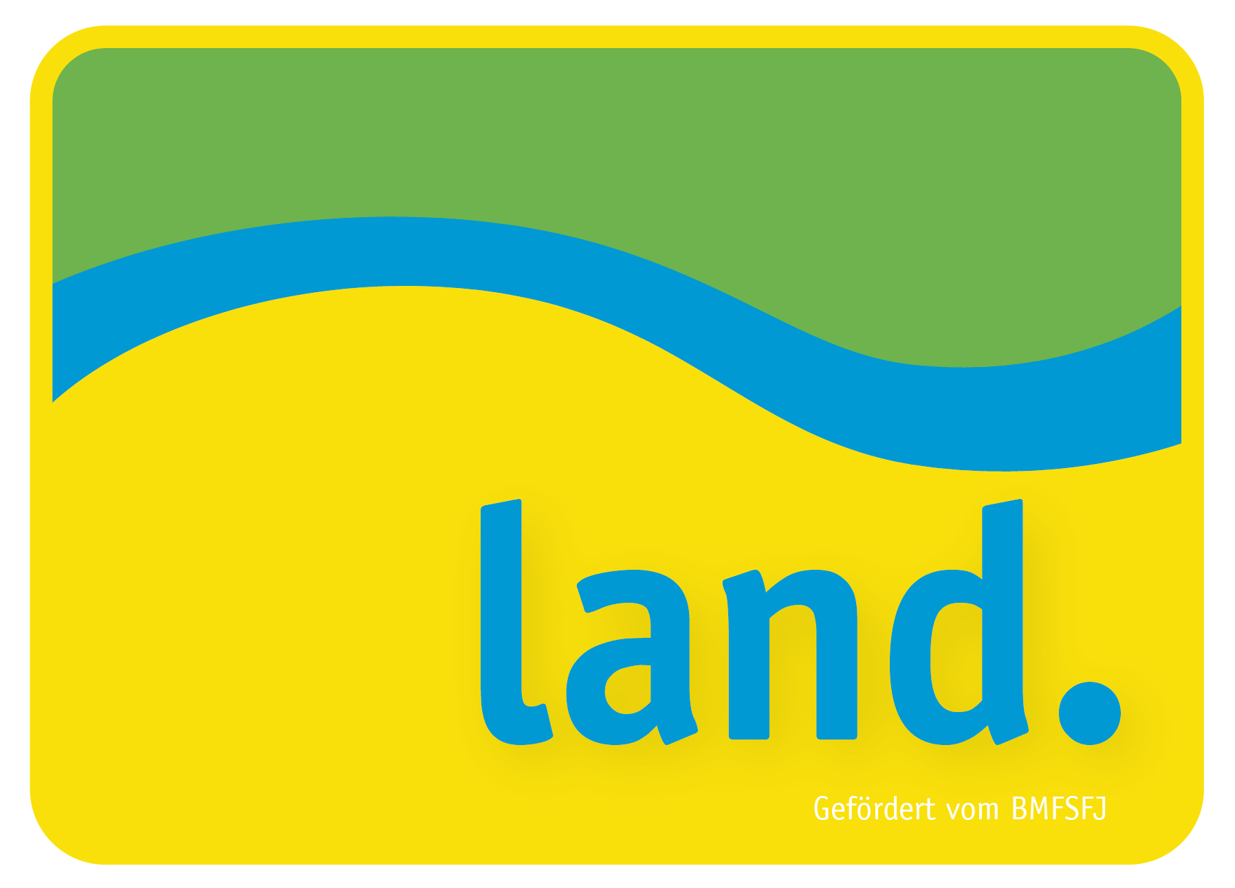 Logo land.